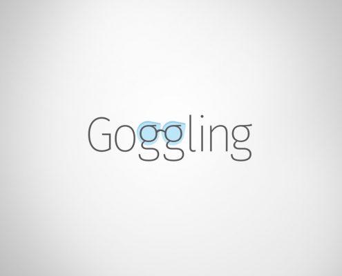 Finance business blog branding logo design