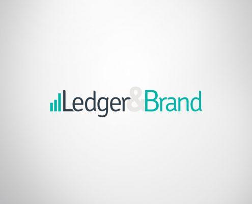 Marketing finance business branding logo design concept