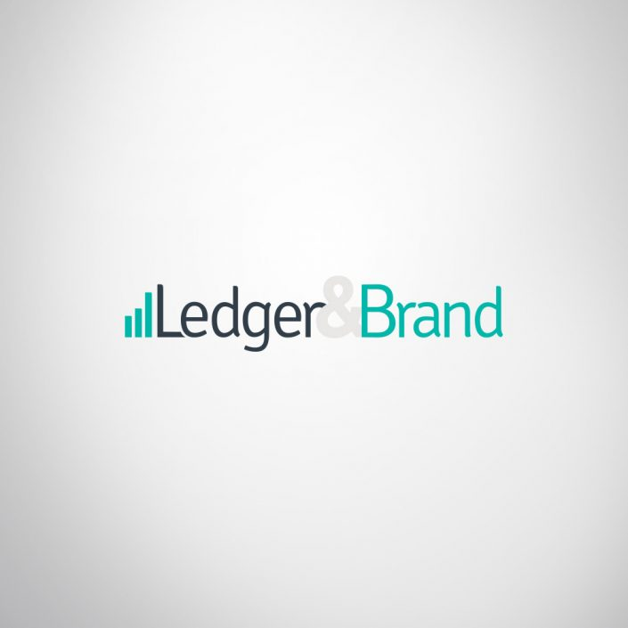 Marketing finance business branding logo design concept