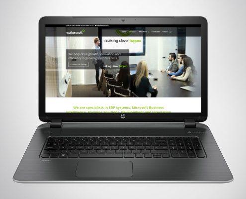 Tech Company Website Design Sydney