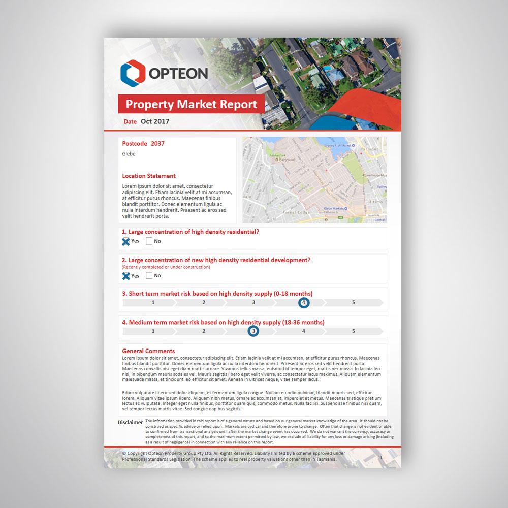 Custom Branded Digital Brochure Microsoft Powerpoint Template