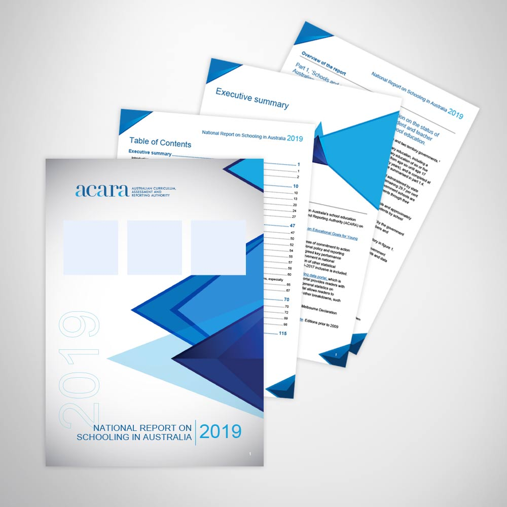 Converting Adobe InDesign Template to Microsoft Word Report Template