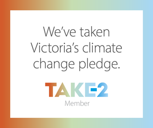 Sustainability Victoria | TAKE2 Pledge